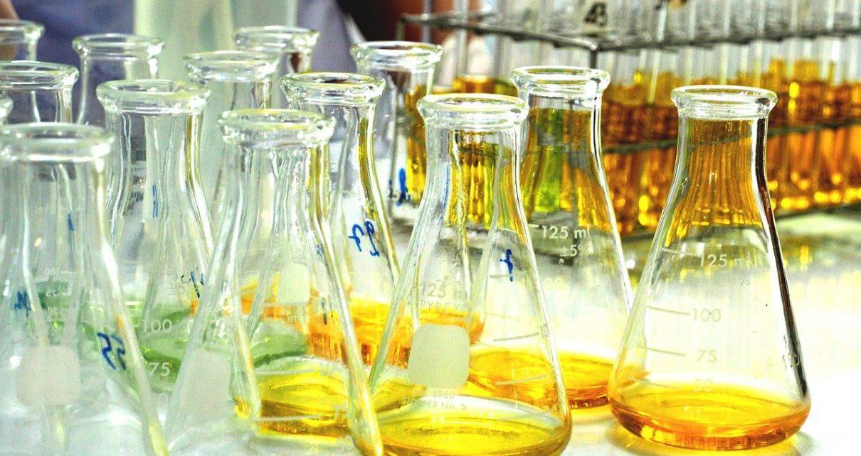 Współczesny świat napędza chemia