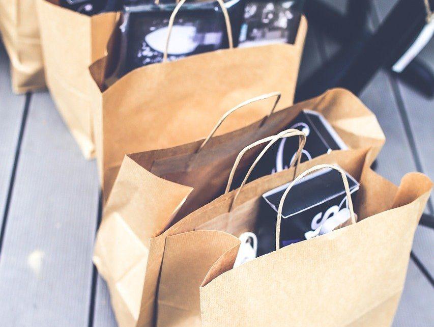 Zakupy z kodem rabatowym